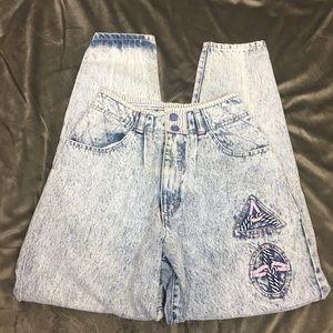 High Rise Vtg. Jeans Size 27